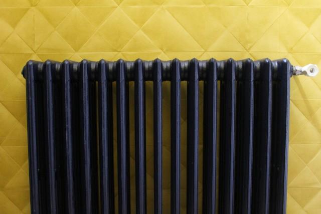 Laquage radiateur